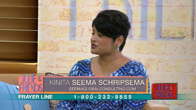 """""""Dreaming to be a Mother"""" Guest: Kinita Seema Schripsema"""