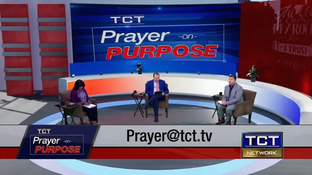 Eric Warren Davis | Prayer on Purpose
