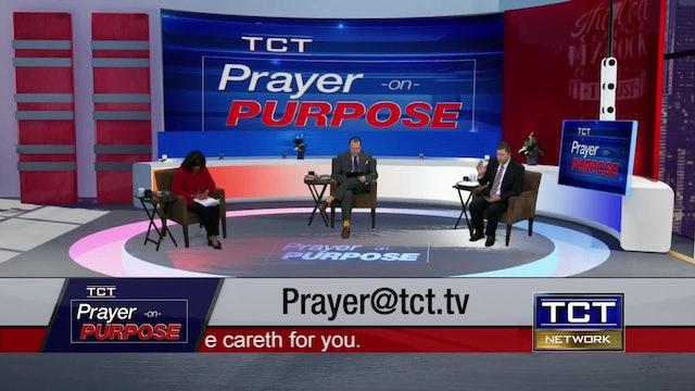 """Rev. Dr. James Baylark"" | Prayer on Purpose"