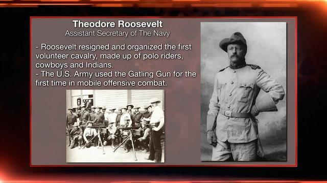 """""""Teddy Roosevelt Pt. I""""   08/17/20   Faith in History"""
