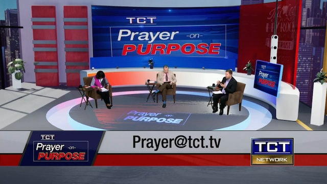 Join Dr. Don Colbert | Prayer on Purpose