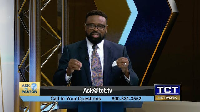10/07/20 | Ask The Pastor