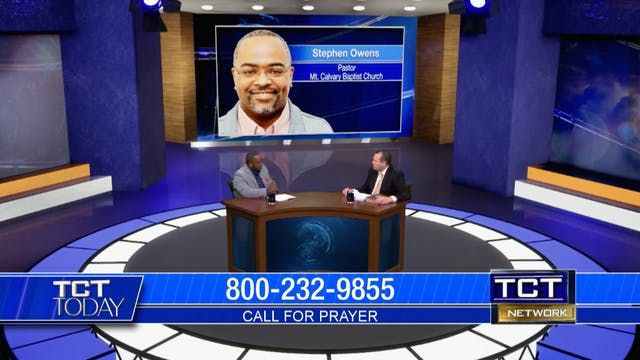 Stephen Owens | TCT Today