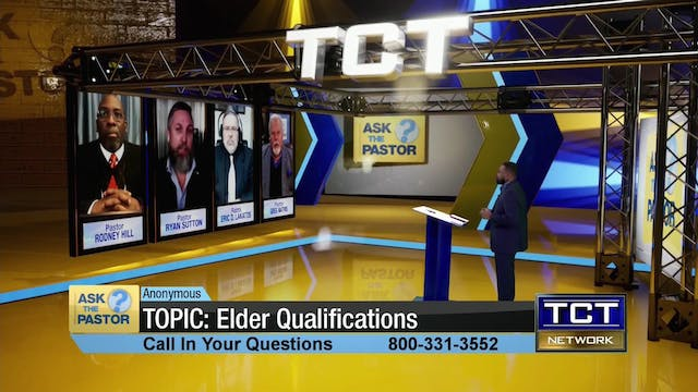Topic: Elder Qualifications | Ask the...