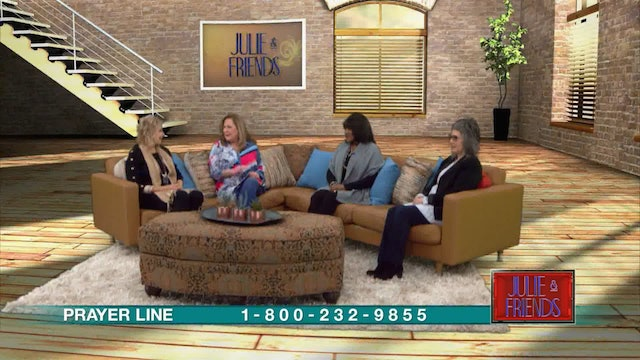 """""""Freedom from Abuse"""" Guest: Jeanne Scholten"""