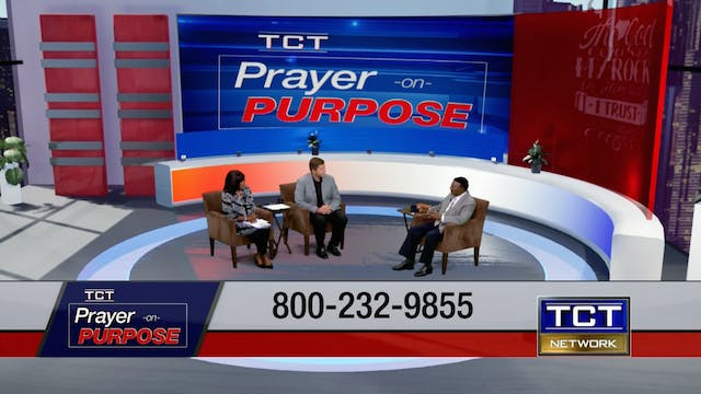 Judge Fred Mosely | Prayer on Purpose