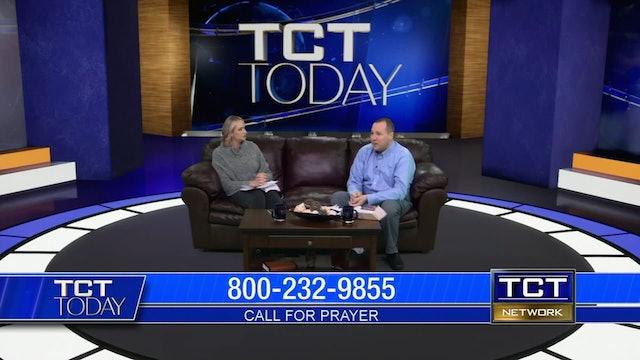 Join Tom & Heather Nolan | 2/19/21 | TCT Today
