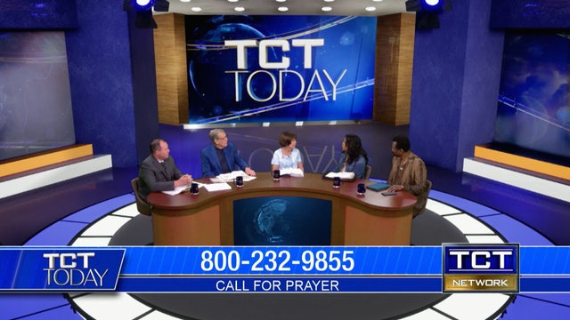 Drs. Garth and Tina Coonce, Tom Nolan and Eugene Norris  TCT Today