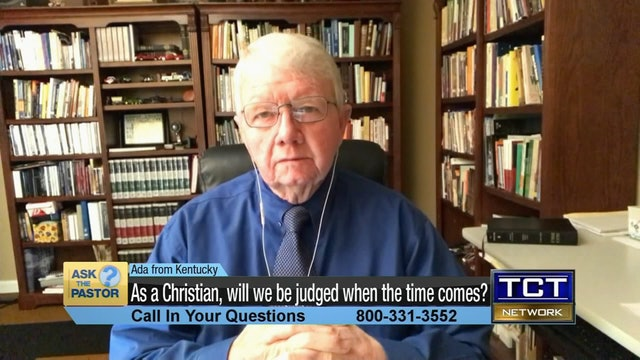 """""""As a Christian, will we be judged when the time comes?"""" 