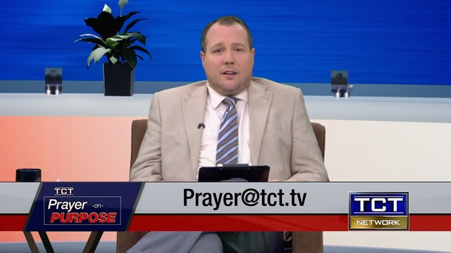Pastor Bruce Burklow | Prayer on Purpose