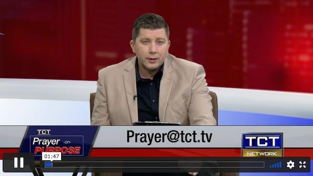 Pastor Jay Holland | Prayer on Purpose