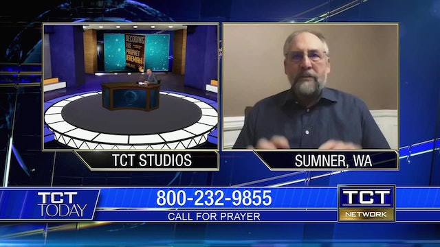 Pastor Mark Biltz | TCT Today
