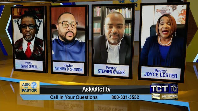 Topic: The Four Beasts | Ask the Pastor