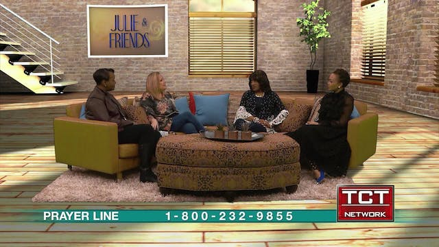 """Surviving Human Trafficking"" Guest: ..."
