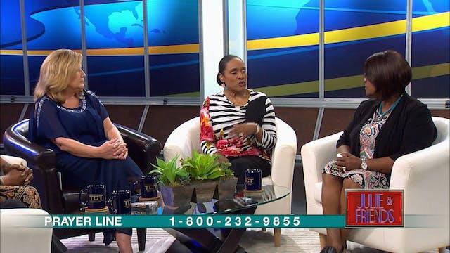 """Sharing Hope"" Guest: Linda C. Isaiah"