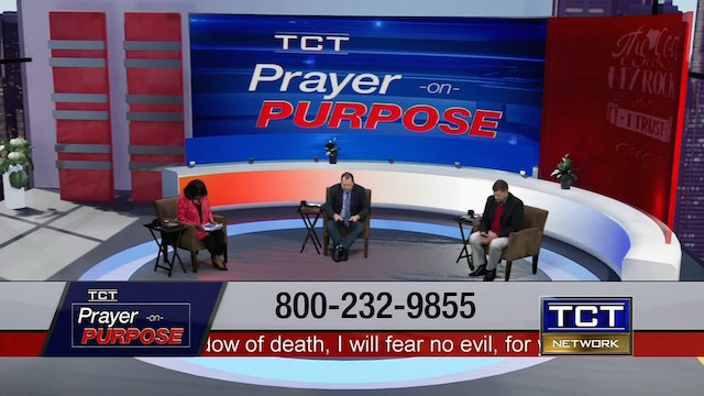 Dr. Evette Young | Prayer on Purpose