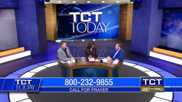 Join Tom Nolan, Cathy Williams, and Judge Brown   10/18/2021   TCT Today