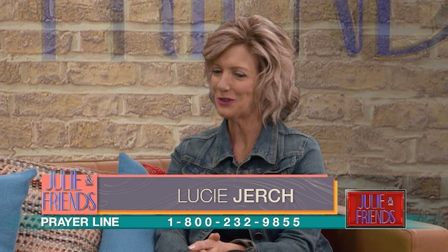 """Identity in Christ"" Guest: Lucie Jerch"