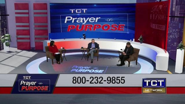 Slavic Gospel Association President, Michael Johnson   Prayer on Purpose