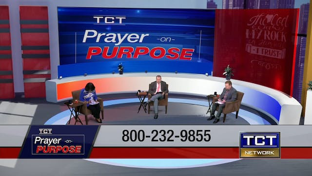 Glen Berteau | Prayer on Purpose
