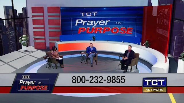 Dr. Sam Kojoglanian | Prayer on Purpose