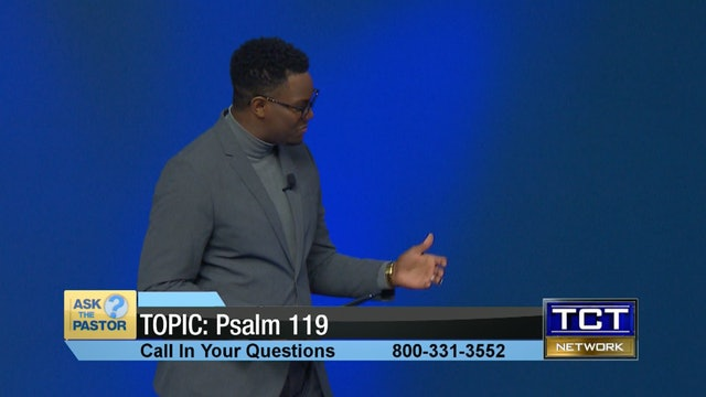 Topic: Psalm 119 | Ask the Pastor