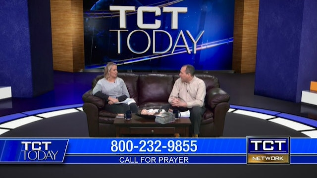 Join Tom & Heather Nolan | 1/29/21 | TCT Today