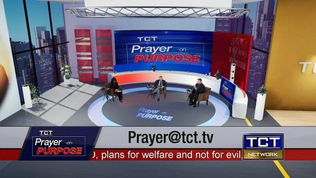Chuck Bentley | Prayer on Purpose