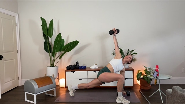 MONDAY // 30 Minute Mobility n' Stability Strength