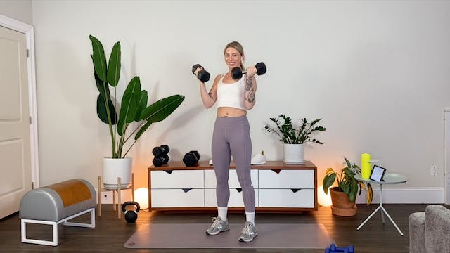 45 Min Groundwork's: new KG fave