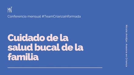 Team Crianza Informada Video
