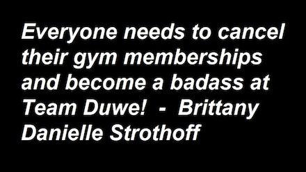 Team Duwe Fitness