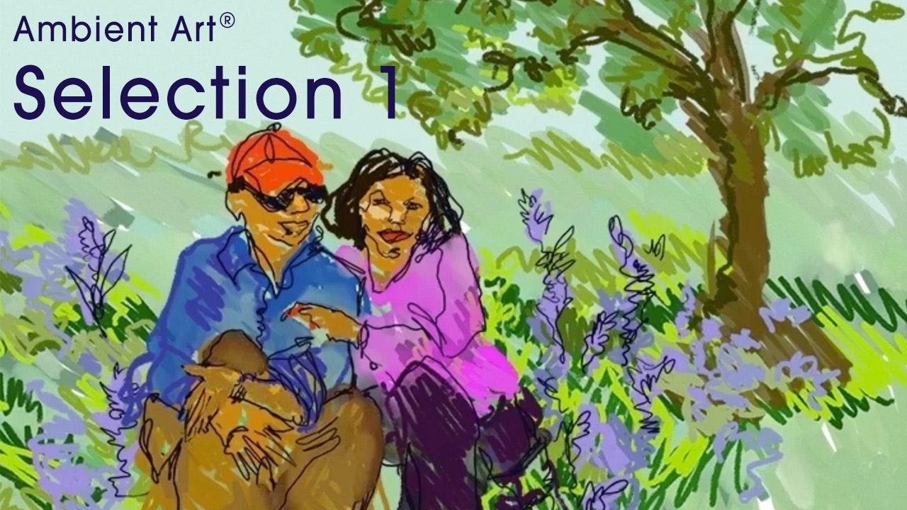 AmbientArt® Selection 1 - 34 Min