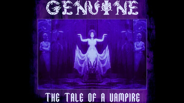 Genuine: The Tale of a Vampire
