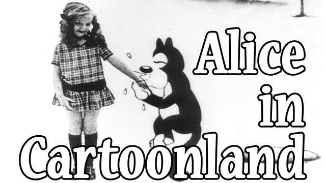 Alice in Cartoonland