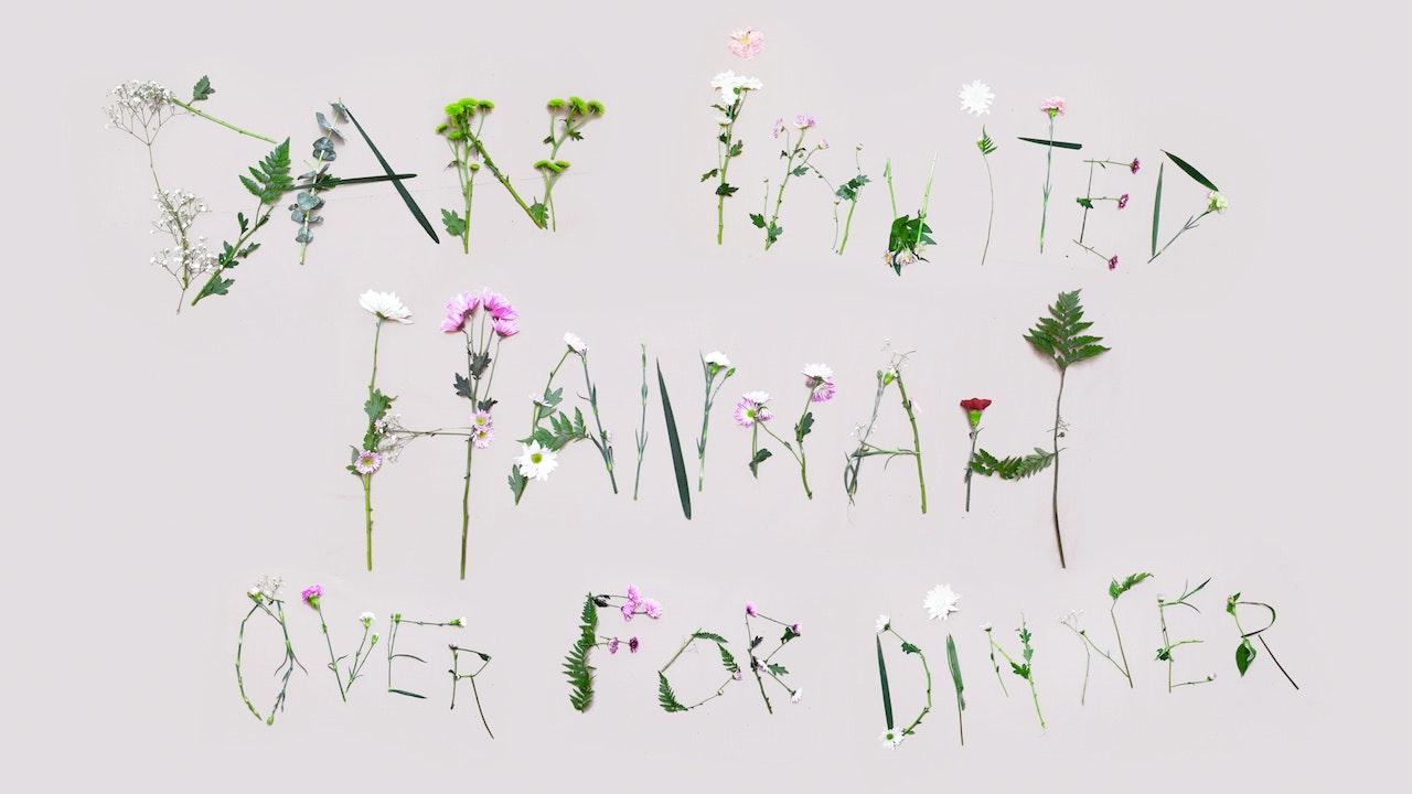 Dan Invited Hannah Over For Dinner