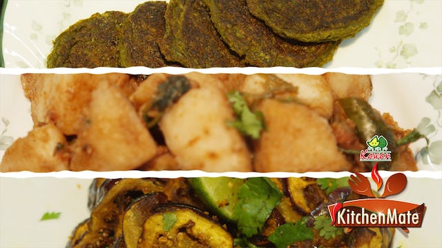 Kawan Kitchen Mate: Season 1 Ep 12 Varada-Polepalli Family - Chester Springs, PA