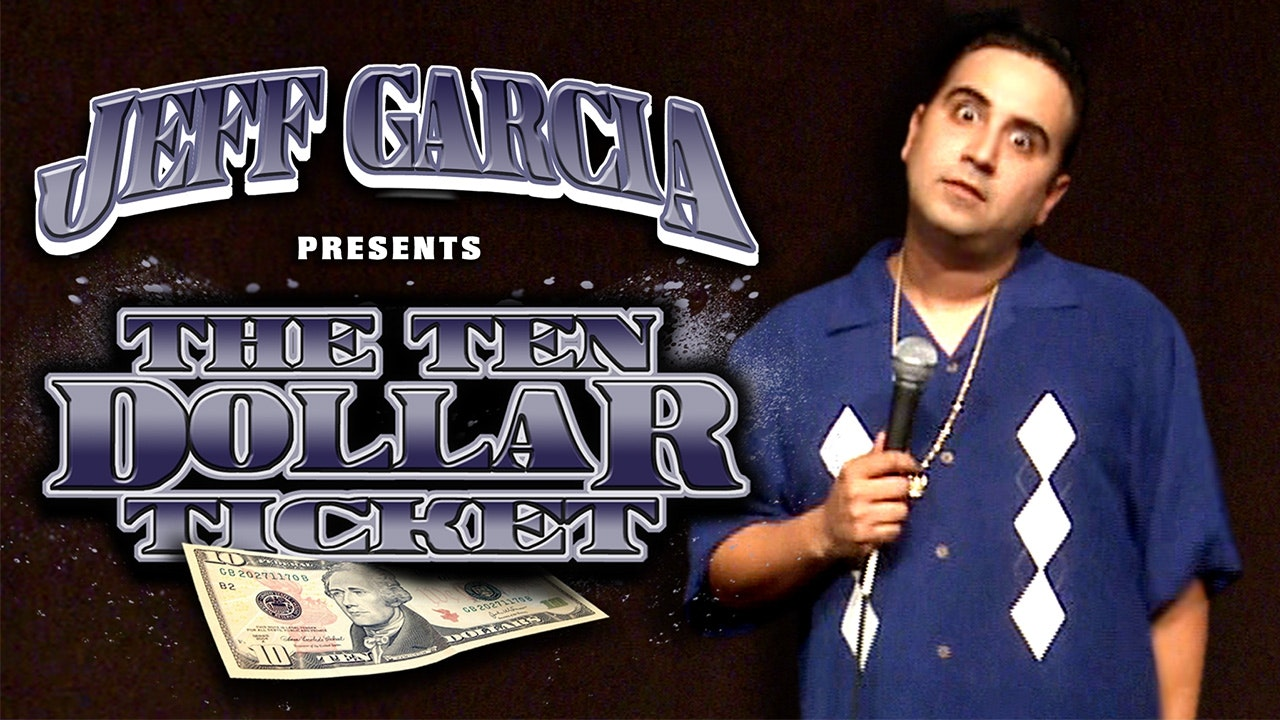 Jeff Garcia: The Ten Dollar Ticket