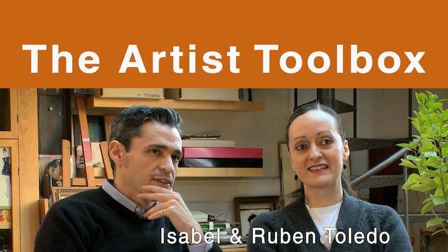 The Artist Toolbox - Isabel & Ruben Toledo
