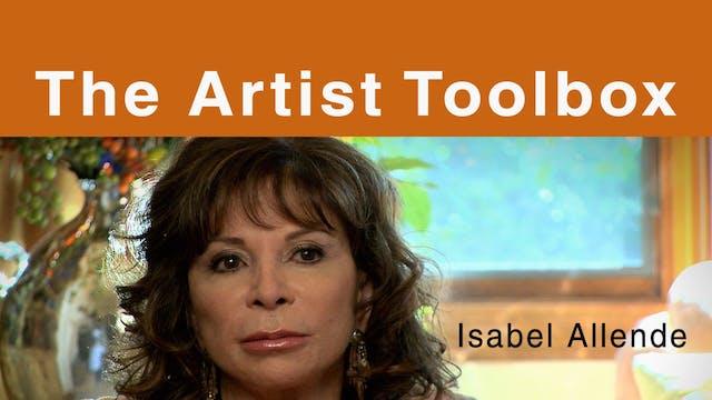 The Artist Toolbox - Isabel Allende