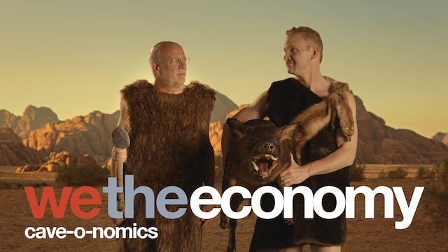 We The Economy: Cave-O-Nomics