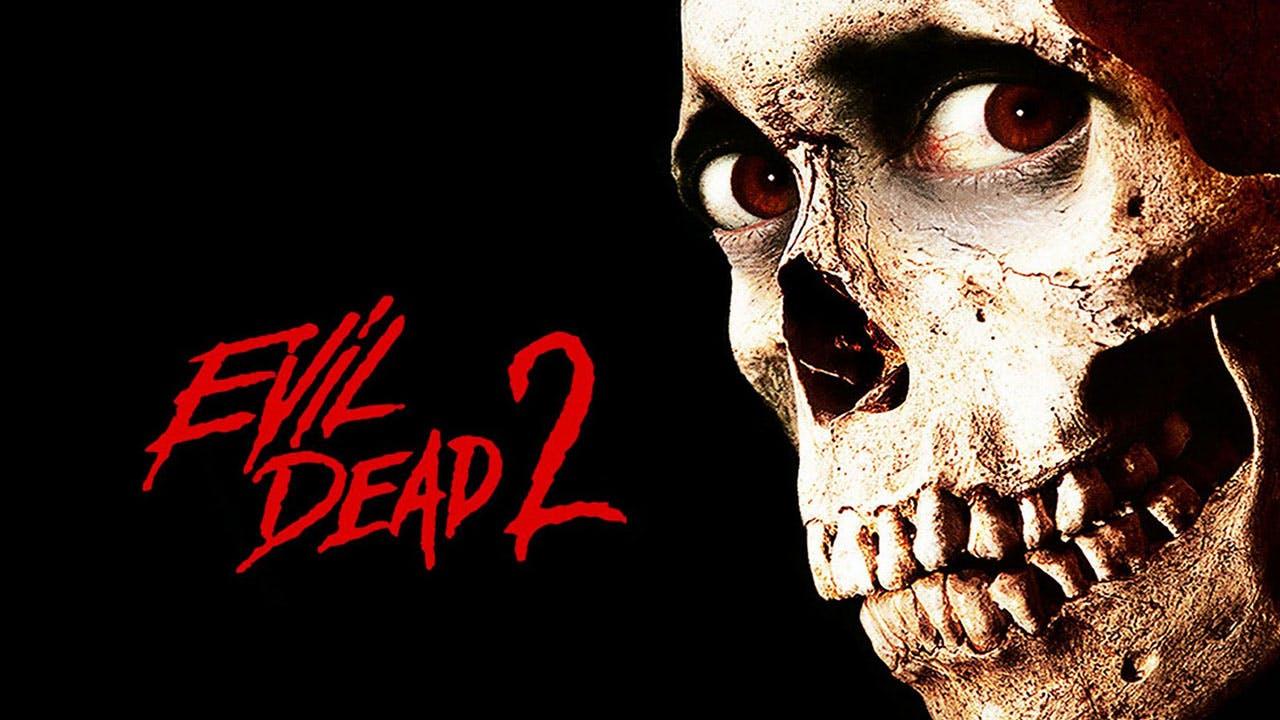 Image result for EVIL DEAD 2