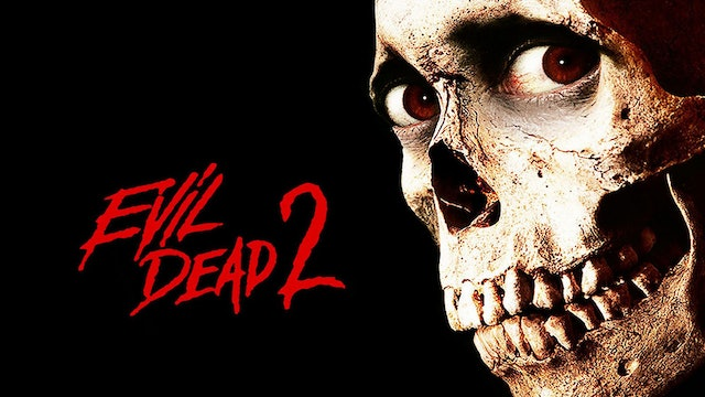 Image result for EVIL DEAD 2