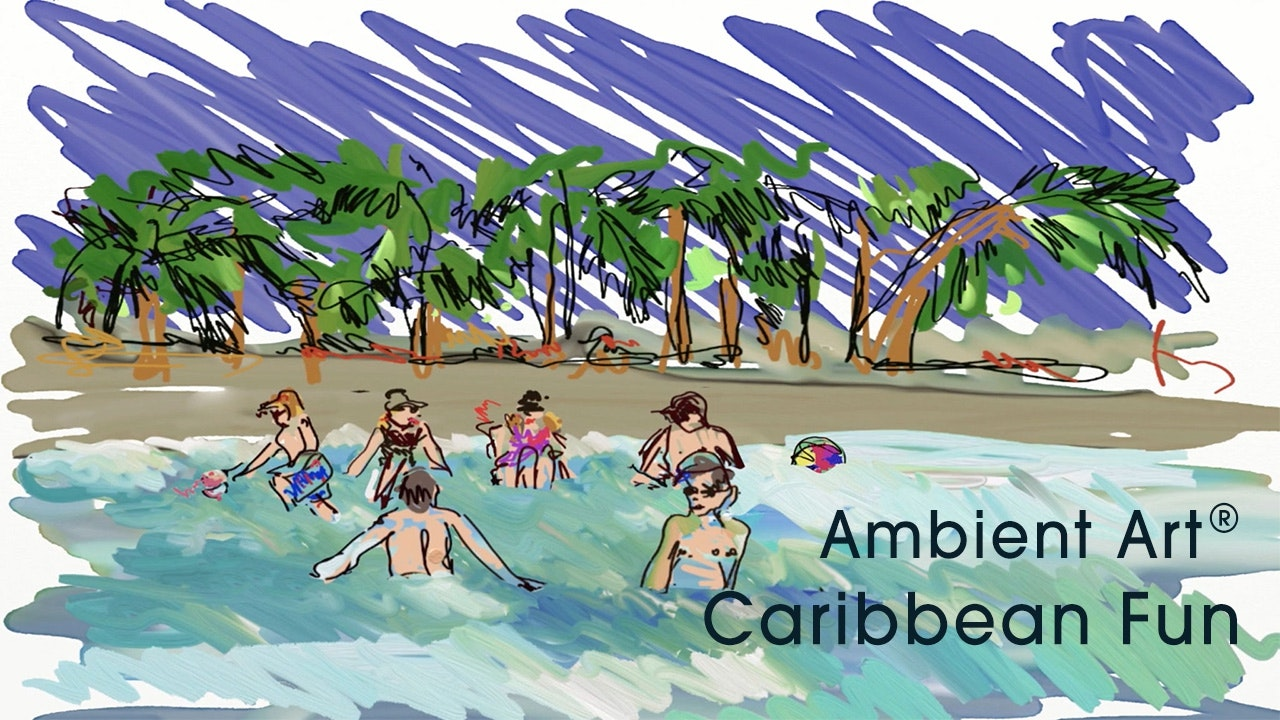 AmbientArt® Caribbean Fun