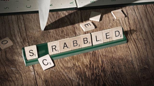 Scrabbled