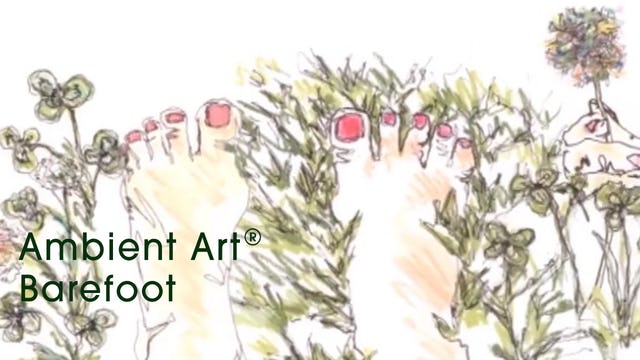 AmbientArt® Barefoot