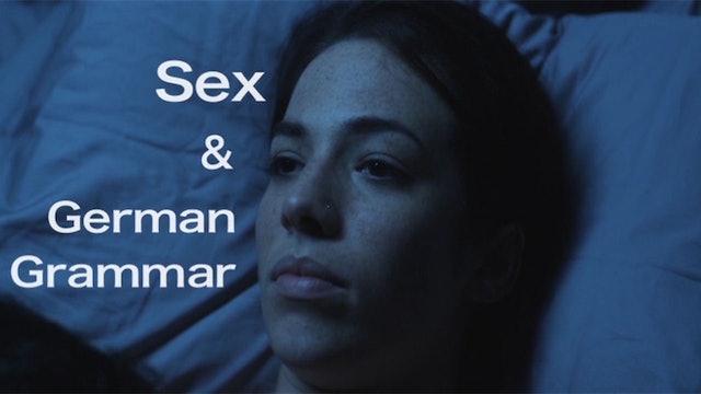 Sex & German Grammar