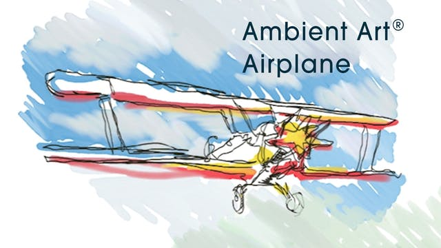 AmbientArt® Airplane