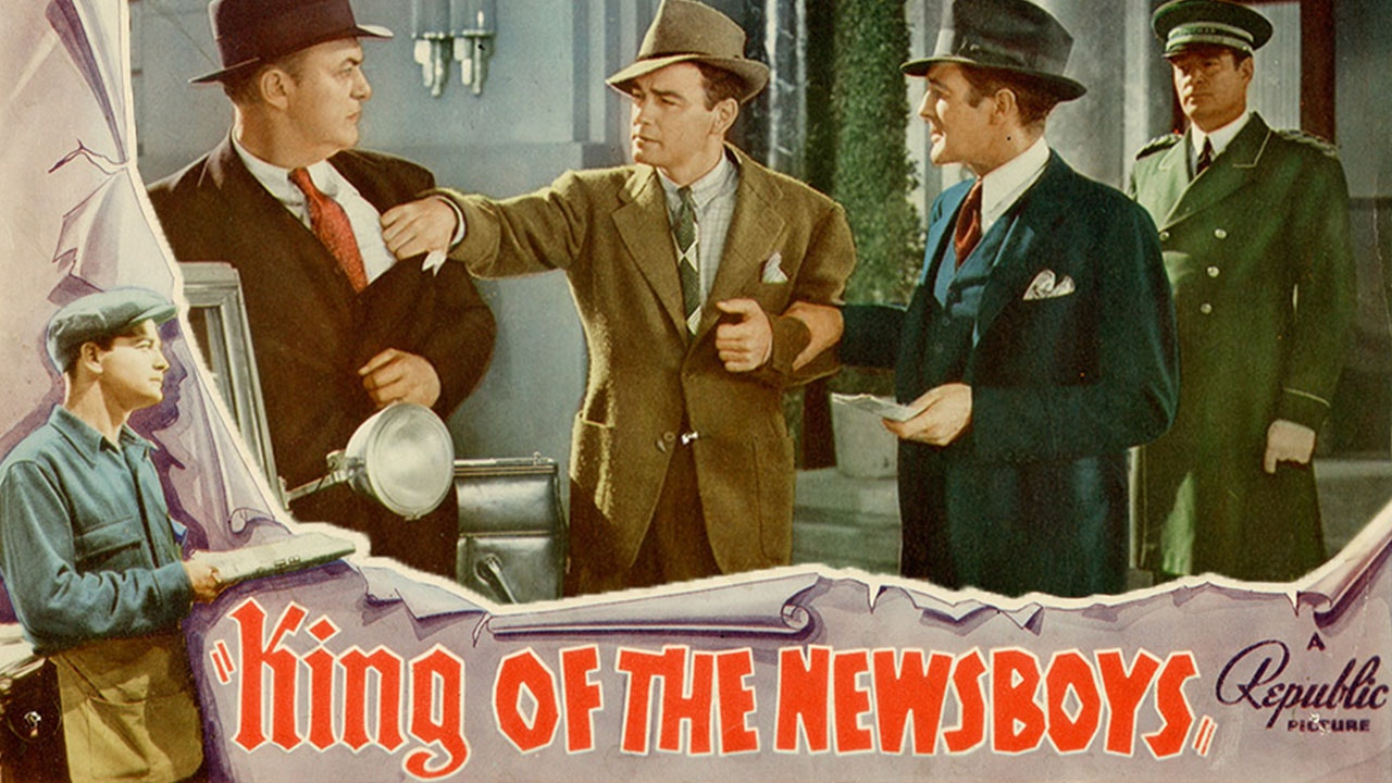King of the Newsboys