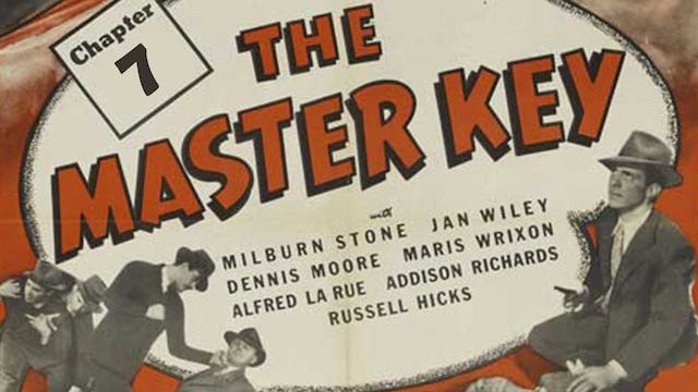 The Master Key Chapter 7: Death on the Dial